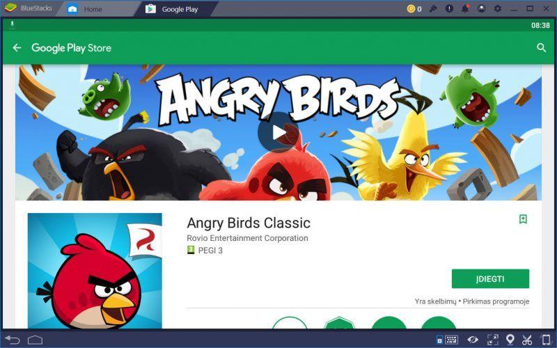 angry birds kompiuteryje
