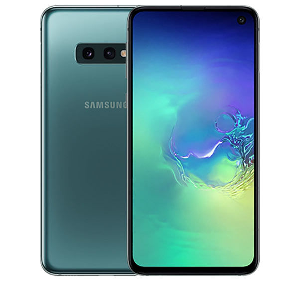 Samsung Galaxy S10e telefonas