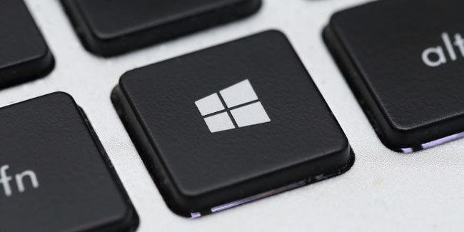 Windows mygtukas klaviatūroje