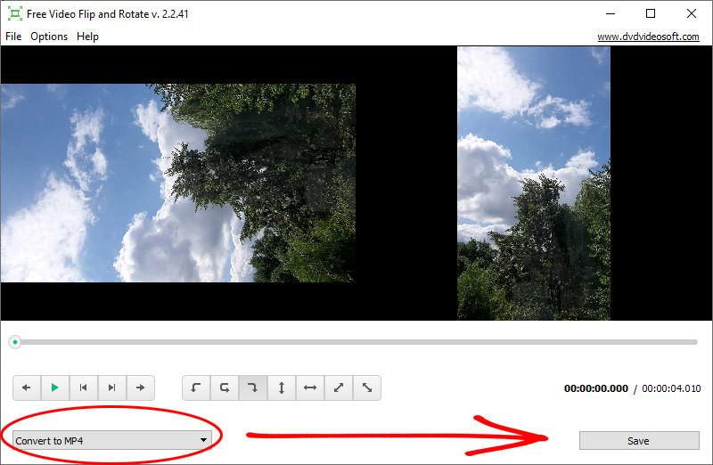 vaizdo failo atvertimas